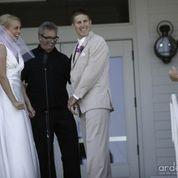Tmx 1377923386274 Jenna And Ryan 0707132013 Waukesha, Wisconsin wedding officiant