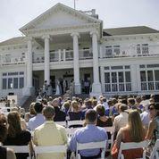 Tmx 1377923404162 Jenna And Ryan 0807132013 Waukesha, Wisconsin wedding officiant