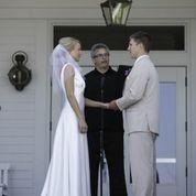 Tmx 1377923448628 Jenna And Ryan 0907132013 Waukesha, Wisconsin wedding officiant