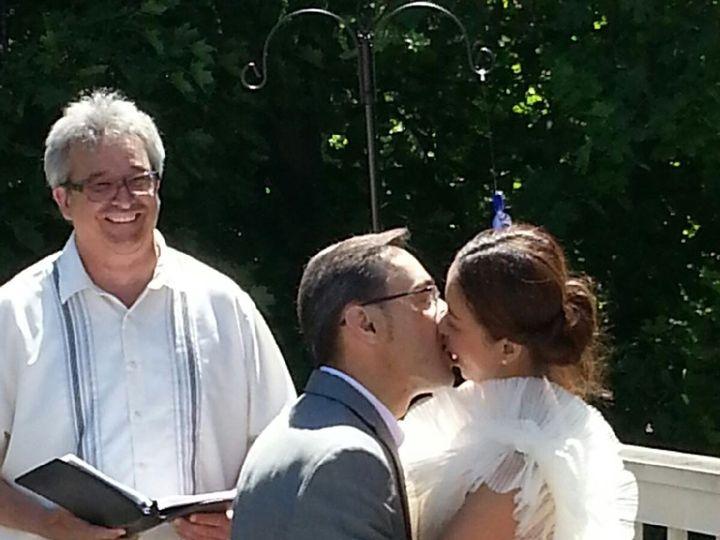 Tmx 1416542586337 Michael And Bat 1 Waukesha, Wisconsin wedding officiant