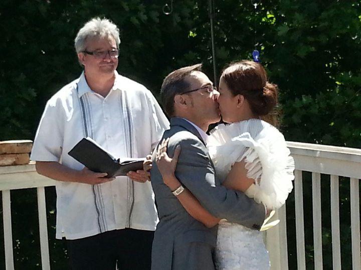 Tmx 1416542604293 Michael And Bat 2 Waukesha, Wisconsin wedding officiant