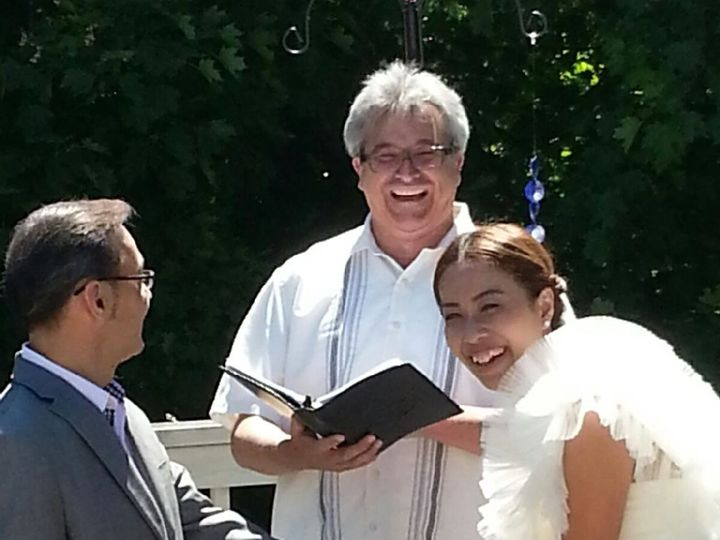 Tmx 1416542666917 Michael And Bat 5 Waukesha, Wisconsin wedding officiant