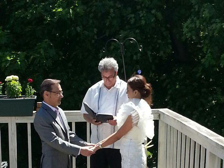 Tmx 1416542693014 Michael And Bat 7 Waukesha, Wisconsin wedding officiant