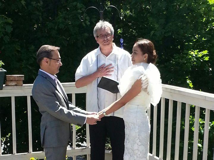 Tmx 1416542721175 Michael And Bat 9 Waukesha, Wisconsin wedding officiant