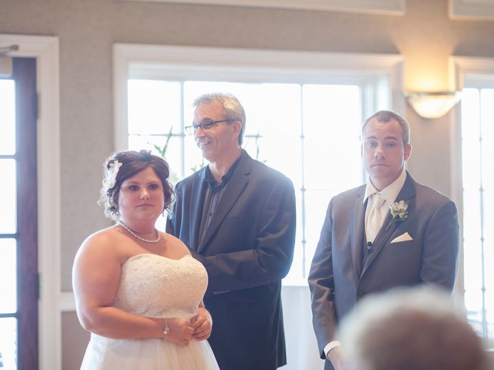 Tmx 1446859826149 Andrea And Steven 5 080115 Waukesha, Wisconsin wedding officiant