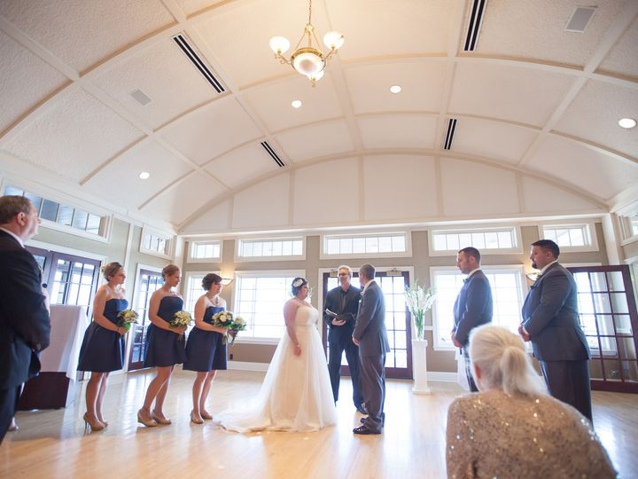 Tmx 1446860885434 Andrea And Steven 1 080115 Waukesha, Wisconsin wedding officiant