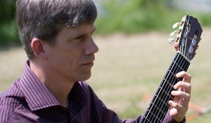 Gregg Jordan Classical Guitar