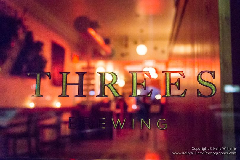 Welcome to Threes Brewing