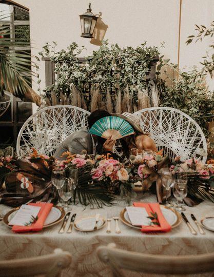 Natalia Liriano Floral & Event Designer