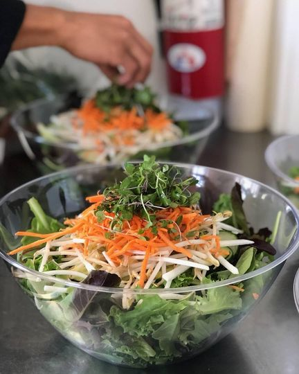 Mixed Greens Salad