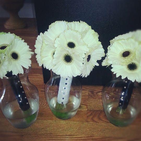 Lovely white flowers