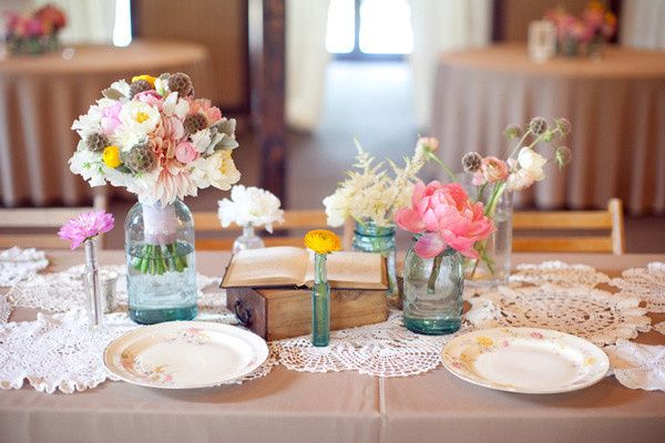 Tmx 1375545268111 Beautiful Vintage Wedding Centerpieces Bradenton, Florida wedding florist