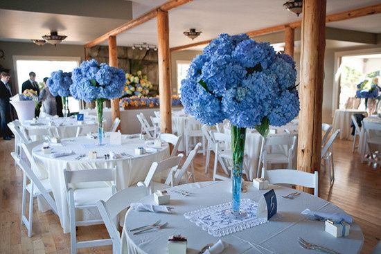 Tmx 1376412257200 Blue Centerpieces Bradenton, Florida wedding florist
