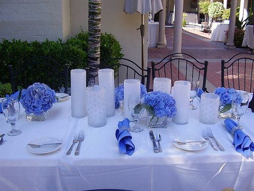 Tmx 1376412267157 Blue Centerpieces For Wedding Bradenton, Florida wedding florist