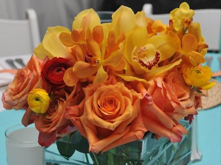 Tmx 1376413255044 Orange 021 Bradenton, Florida wedding florist