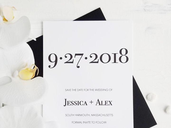 Tmx Img 20190520 101859 304 51 781522 1558452370 Marstons Mills, MA wedding invitation