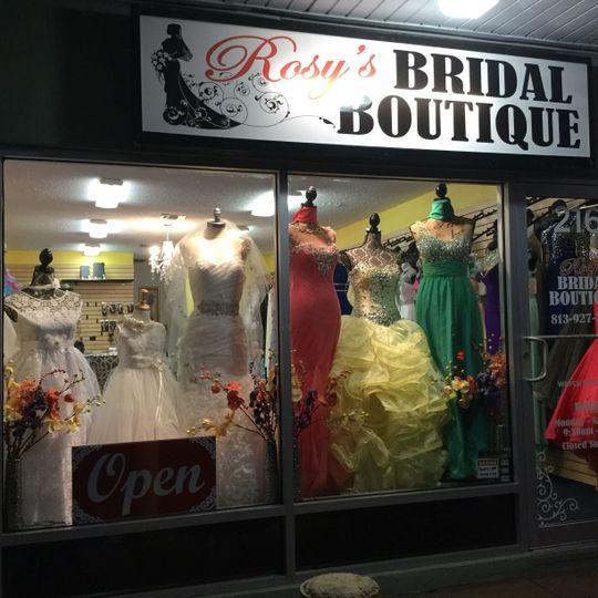 8cf48b02e8b5 Rosy's bridal boutique - Dress & Attire - Tampa, FL - WeddingWire