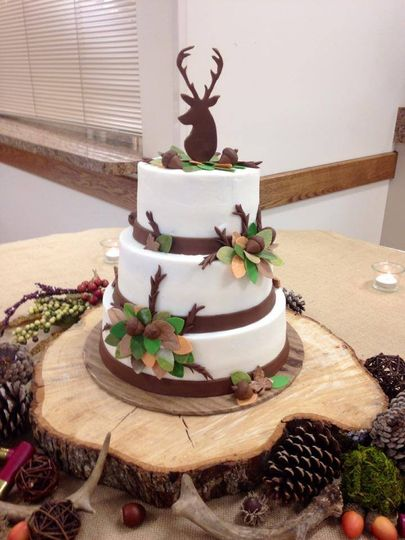 Cake Designs Montgomery : The Flour Sack Bakery, Wedding Cake, Alabama - Montgomery ...