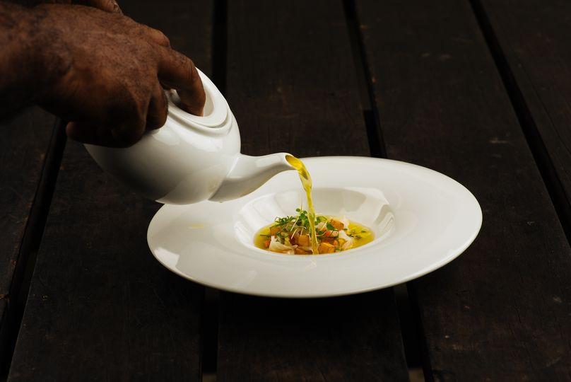 Traditional Fish Tea