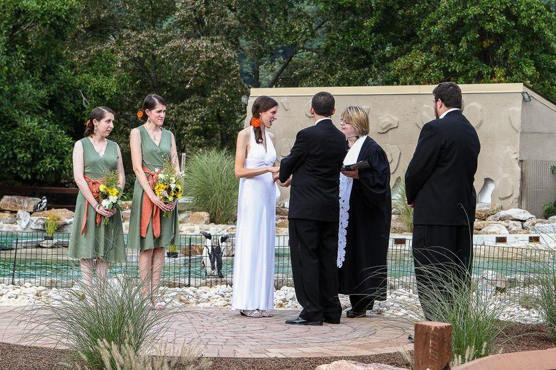 lehigh valley zoo venue schnecksville pa weddingwire