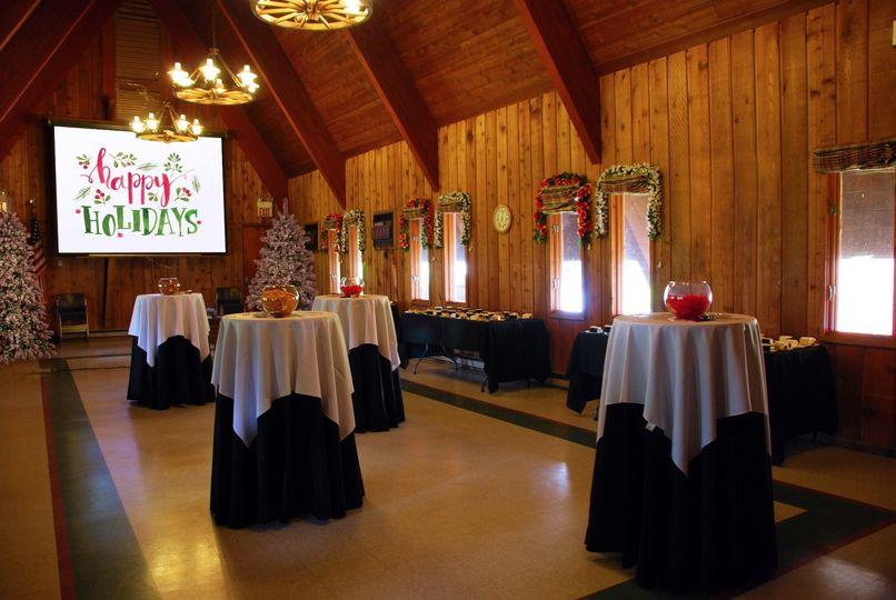 Bison Auditorium- Indoor Space