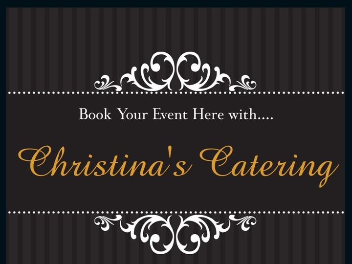 Tmx Christinas Quality Bridal Show Sign 51 94522 1571086839 West Chester, Pennsylvania wedding catering