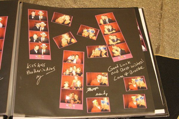 Photo Guest Book option!