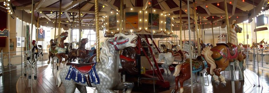Ride this Carousel