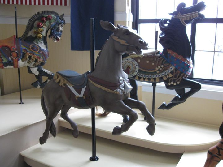 Merry-Go-Round Exhibit