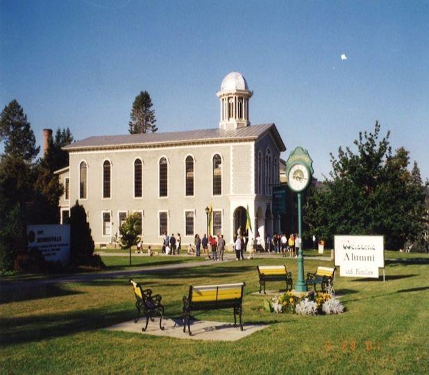 Madison Hall grounds