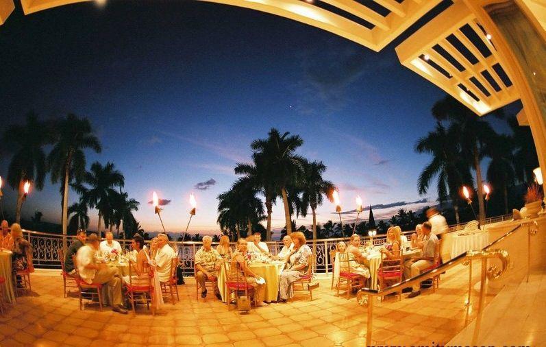 Grand Wailea Resort - Grand Dining Room Lanai
