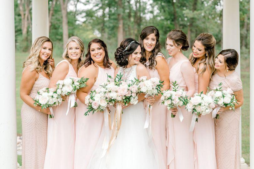 Bridal. Squad. Goals.