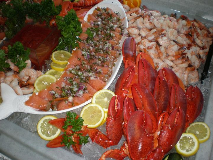 Tmx 1351277792348 StoneCoveCateringSeafood Bristol, ME wedding catering