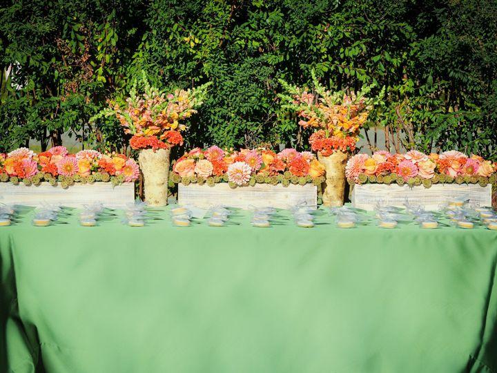 Tmx 1455664629630 0185lawedlf2015 Stoneham, Massachusetts wedding florist