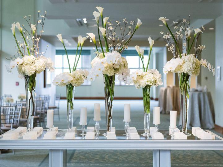 Tmx 1455665820445 Cardtable0056 Stoneham, Massachusetts wedding florist