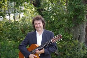 Guitarist Nikolai Svishev