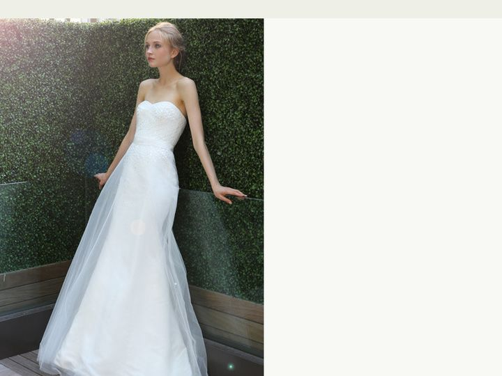 Tmx 1370460308966 Slide2k King Of Prussia wedding dress