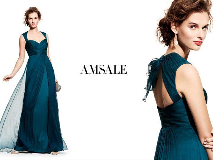 Tmx 1370461587764 Amsale Bridesmaid Weddingheader King Of Prussia wedding dress