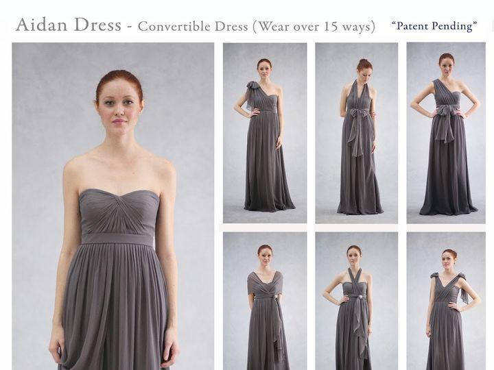 Tmx 1390405003677 Aidan Convertible Dres King Of Prussia wedding dress