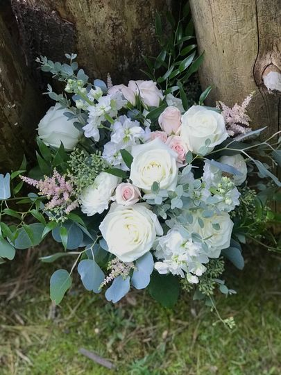 Hanna's bouquet 9/20