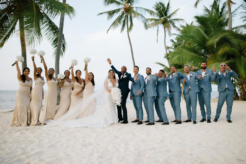 Wedding Photoshoot Beach Area