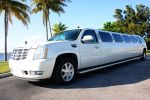 Palm Beach Wedding Limo image
