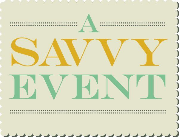 A Savvy Event