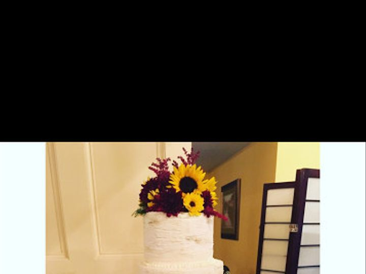 Tmx 1489544479443 2 Fishkill, NY wedding cake