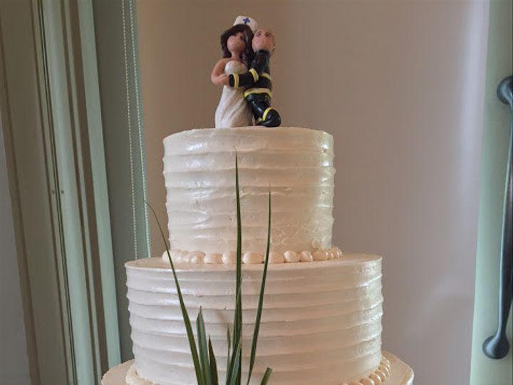 Tmx 1489544528915 6 Fishkill, NY wedding cake