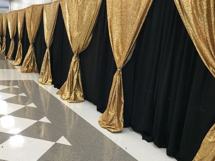 Tmx Black Pipe And Drape 51 554622 1561560144 Miami, FL wedding eventproduction