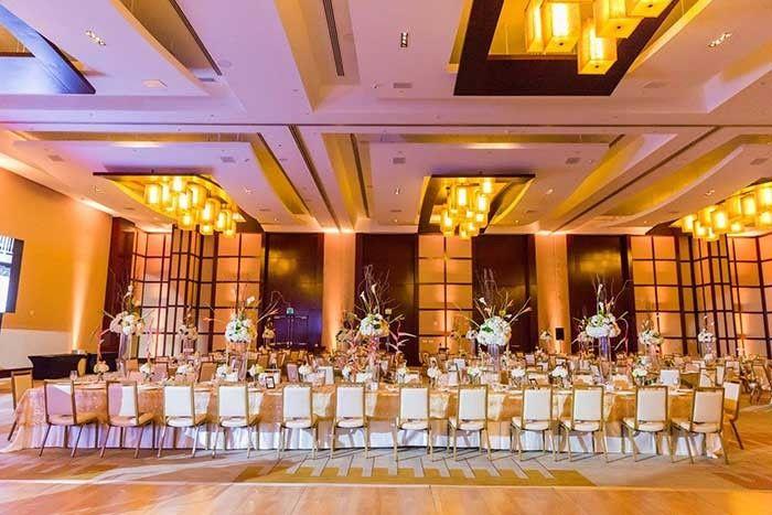Tmx Light Blue Uplighting Head Table 51 554622 1561560155 Miami, FL wedding eventproduction