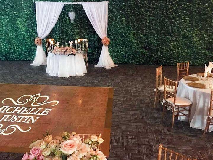 Tmx Monogram Lighting For Dance Floor 51 554622 1561560128 Miami, FL wedding eventproduction