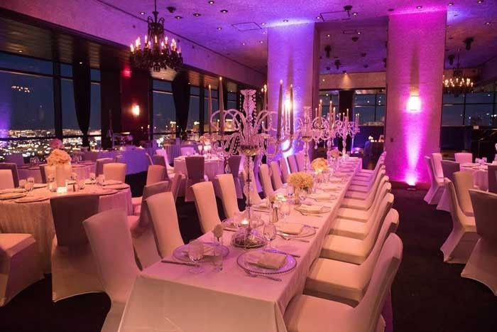 Tmx Purple Pink Uplighting Reception 51 554622 1561560161 Miami, FL wedding eventproduction