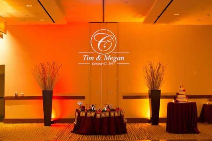 Tmx Wedding Gobo Sweetheart Table Fall 51 554622 1561560170 Miami, FL wedding eventproduction